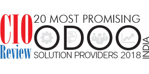 20 Most Promising Odoo Solution Providers- 2018